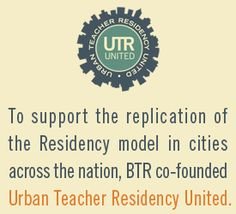 Boston Teacher Residency (BTR). Coming to the Spring Fair on 2/17