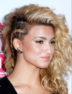 hairstyles for curly hair viking braids