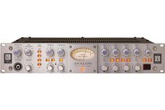 Avalon VT-737SP Class A Microphone Preamplifier Channel Strip