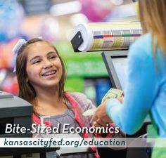 """After teaching about the scientific method, challenge students to perform a financial experiment following the method. Examples might be: """"Do kids spend more at the mall on a rainy day?"""" or """"Does visiting a bank encourage kids to save money?"""""""