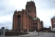 Cathedral Liverpool UK 2013