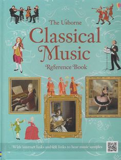 Classical Music Reference Book Hardback