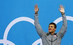 Lochte Over Phelps: 400m IM Final - Swimming Slideshows | NBC Olympics