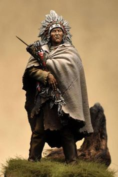 Crown Indian, Pre-Reservation period, 1850-1860 http://www.treefrogtreasures.com/c-1476-the-real-west.aspx?pagesize=100