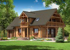 drewniane domy projekty - Szukaj w Google