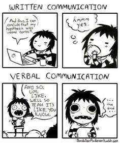 This is sooo me! God, I tremble everytime I have to speak to a crowd.