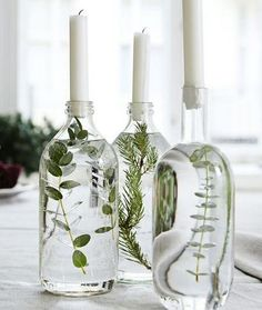 Natural Decor For Fresh Look Of Your Home