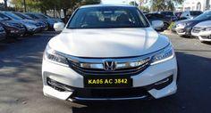 Self Car hire honda accord bangalore