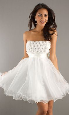 Formal White Dresses For Juniors – sofy.tk