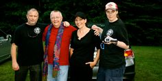 Filming for Psychic Kids with Chip Coffey