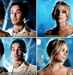 "#PLL 6x09 ""Last Dance"" - Hanna and Caleb"