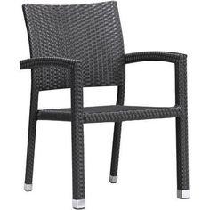 Boracay Dining Chair Espresso (Set of 2)
