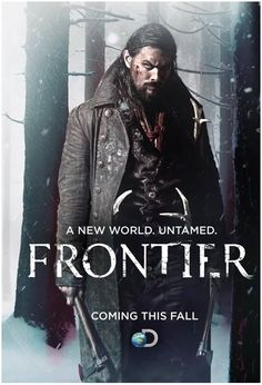 'FRONTIER' EPIC TV SERIES    S TARRING JASON MOMOA   W hile Jason Momoa is slowly preparing to rule the aquatic world as Aquaman, he will f...