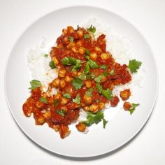 Indian Masala with Rice | Vixi Meals