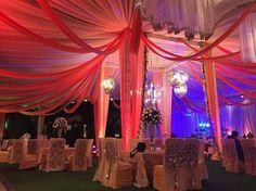 Delhi NCR Wedding Decorations, Wedding Decorations in Delhi NCR - Bigindianwedding Big Indian Wedding, South Asian Wedding, Wedding Sets, Wedding Things, Amazing Decor, Indian Wedding Decorations, Luxury Decor, Luxury Wedding, Wedding Planner