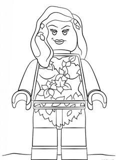 Printable lego batman penguin coloring pages  Parkers 8th