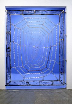 Jim Hodges: Untitled Gate, 1991 Give More Than You Take — Walker Art Center