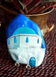 santorini inspired stone   Flickr - Photo Sharing!