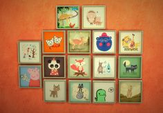 Paintings for kids, the square edition. Download Simlish font ajaysims/Made with Sims 4 Studio