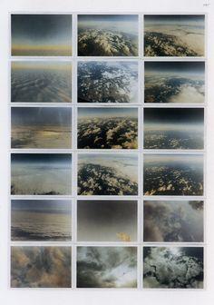 Gerhard Richter Wolken Clouds 1972 51.7 cm x 36.7 cm Atlas Sheet: 201