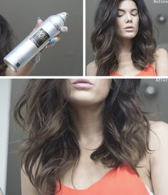 Linda gillar: Next day hair