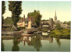 [Pulls Ferry, Norwich, England]  (LOC)