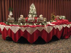 All of these pictures are parties that I managed at my former job. I was the Banquet/Food and Beverage Manager. I decorated for parties, set up buffet's, well just about everything you see is what I did! (Except the Food) Enjoy!   Follow me @ www.facebook.com/RummagenAround