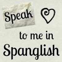 Speak to me in Spanglish. Featured on the post Wednesday Weekly Review #7 @ Blue Eyed Beauty Blog. (http://blueeyedbeautyblogg.blogspot.com/2012/09/wednesday-weekly-review-7.html) #apostolic #blogs