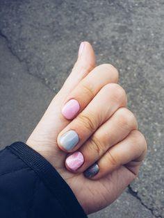 #nails #маникюр #нежность