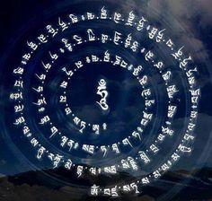 100 Syllable Mantra of Bodhisattva Vajrasattva - Lyrics, Meaning, Benefits Buddhism Symbols, Buddha Buddhism, Buddha Art, Tibetan Buddhism, Tibetan Mantra, Buddhist Practices, Mudras, Buddhist Quotes, Tibetan Art