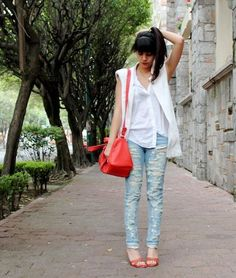 http://re.mu/HYPETHELOOK #combination #conjunto #outfit #tenida #fashion #style #remu #closet #estilo #moda