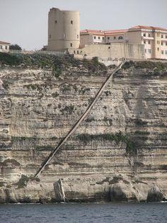 Bonifacio - Corsica #France