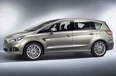 New Review Ford S-MAX 2015 Release Side View Model