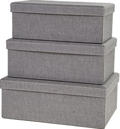 Gray Birch Storage Box