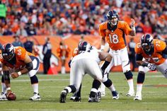 Denver Broncos vs Oakland Raiders (9/23/13)