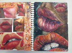 Art Sketchbook Inspiration – Art World 20 A Level Art Sketchbook, Sketchbook Layout, Sketchbook Pages, Sketchbook Inspiration, Sketchbook Ideas, Mise En Page Lookbook, Arte Gcse, Art Sketches, Art Drawings
