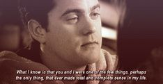 And whenever he had the courage to be completely honest. | 17 Times Pacey Witter Made Your Heart Flutter LITERALLY MY FAVORITE EPISODE EVER.