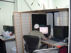 My office at Weta Digital
