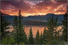 Weather Underground: World View Underground World, Weather Underground, Beautiful World, Beautiful Places, Lake Dillon, Picture Places, Mountain Sunset, World View, Peaceful Places