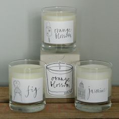 Scented Votive Candle - Home Accessories - Shop