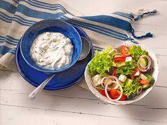 Tzatziki, wie ich es aus Kreta mitgebracht habe, ein tolles Rezept aus der Kategorie Gemüse. Bewertungen: 1.188. Durchschnitt: Ø 4,7.
