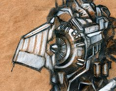 """Check out new work on my @Behance portfolio: """"Pilot"""" http://on.be.net/1MjrYzg"""