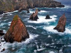 Rugged beauty on the West coast of Scotland.