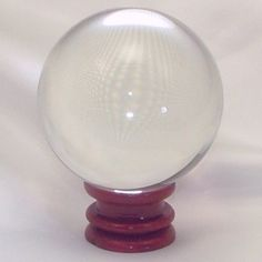"Crystal Ball - This is a wonderful article on ""The Art of Crystal Gazing""."