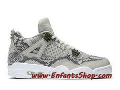 Air Jordan 4 Retro Pinnacle Snakeskin Chaussures Nike Officiel Pas Cher Pour Homme Gris 819139-030 Jordan 4, Michael Jordan, Basket Pas Cher, Baskets, Men's Shoes, Shoes Sneakers, Air Jordans, Nike Officiel, Collection