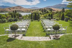 Julia + Sihan's Stoneridge Wedding | Queenstown Wedding Packages Dolores Park, Wedding, Travel, Mariage, Viajes, Weddings, Traveling, Marriage, Casamento