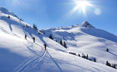 Auf dem Weg zur Sonnspitze, Kitzbühler Alpen