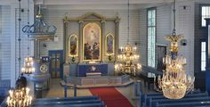 Lappeen Marian kirkko | Helena Vaari