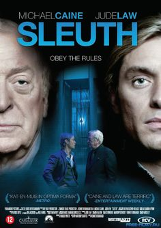 #Sleuth (2007) #psychothriller #movies #taglines
