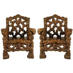 Rootwood Chair